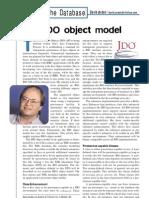 The JDO Object Model