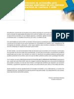 Protocolos Sanitarios Centros CyL