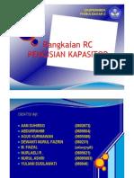 Rangkaian RC an Kapasitor [Compatibility Mode]