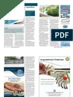 GAA Inovation - Mariculture-Agriculture