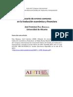 AIETI Glosario Errores Comunes Trad Econ-finan
