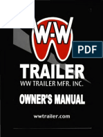 W-W Owners Manual