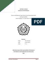 Tugas Artikel Ilmiah Sosiologi Pendidikan (Heri Setyawan-q100100015)