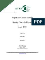 Cotton-Textile Supply Chain