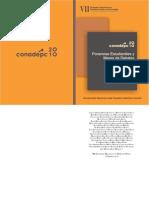 VII Congreso de Derecho Penal y Criminologia (Pe-2010) - Ponencias Estudiantiles