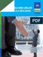 Politici Publice 1 Finantare Imm