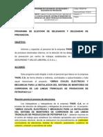 Programa de Eleccion de Delegadoscx