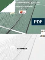 Torneo Padel_marcom Proposal_neko Pr_22.02.2012