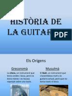 Història de la guitarra