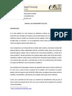ENSAYO-CONEXIONES OCULTAS
