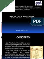 PSICOLOGÍA HUMANISTA-Suhail y Eunices