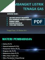 Pembangkit Listrik Tenaga Gas (2)