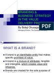 Branding and Business Strategy