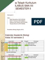 Rpp Kelas 3 Sma Semester 2