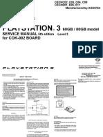 60GB, 80GB PS3 - Service Manual (5th Edition)