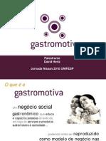 Gastronomia Como to de Inclusao Social