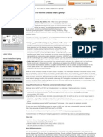 Whats Next for Smart Lighting - ZigBee Light Link Certification 20120508