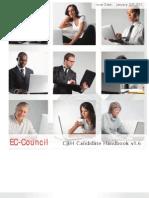CEH Candidate Handbook v1.6 13022012