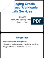 Oracle Database Services Handouts