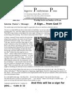 Newsletter 6- 2012