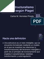 Estructuralismo según Piaget