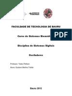 Osciladores( SDM)