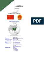 Republik Rakyat China