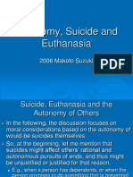 Autonomy and Suicide