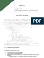 Appunti sistemi - Microprocessori