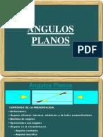 ANGULOS PLANOS
