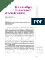 BARROS FILHO_ Conflitos Morais Em a Grande Familia