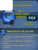 Economic Trends National Income and Its Components
