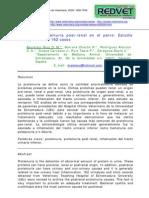 Proteinuria Post Renal