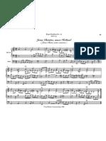 Bach Choral BWV626