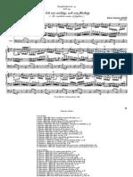 Bach Choral BWV644