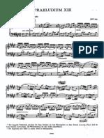 Bach WTK 2 Book 2