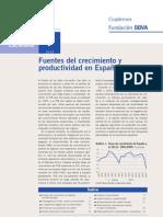 Fuentes de Crecimiento y Productividad en España