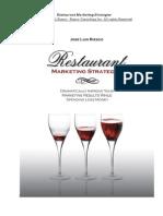 Restaurant Marketing Strategies Introduction