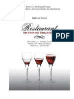 Restaurant Marketing Strategies Introduction