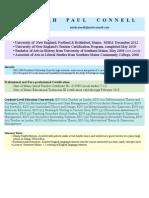Web Resume May 2012 PDF