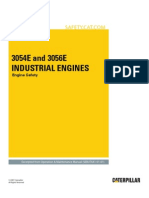 3054E and 3056E Industrial Engines-Engine Safety