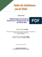 Metodología Cuantitativa para la