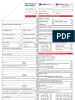 Form Pembukaan Rekening Investor Account X-Tra