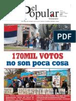 El Popular N° 184 - 1/6/2012