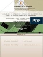 2011 - PRESENTACIÓN N°1 AT2-Fco-Pozo