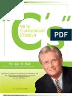 7C's de la contratación Efectiva