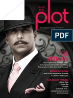 The Plot - Movie Magazine - January 2009