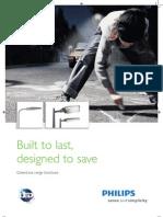 Philips GreenLine Range Brochure