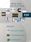 InstalaclVCX-HD VOLVO Installation English)