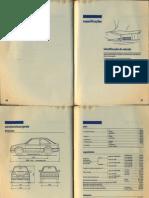 Manual Escort MK4 - Especificações